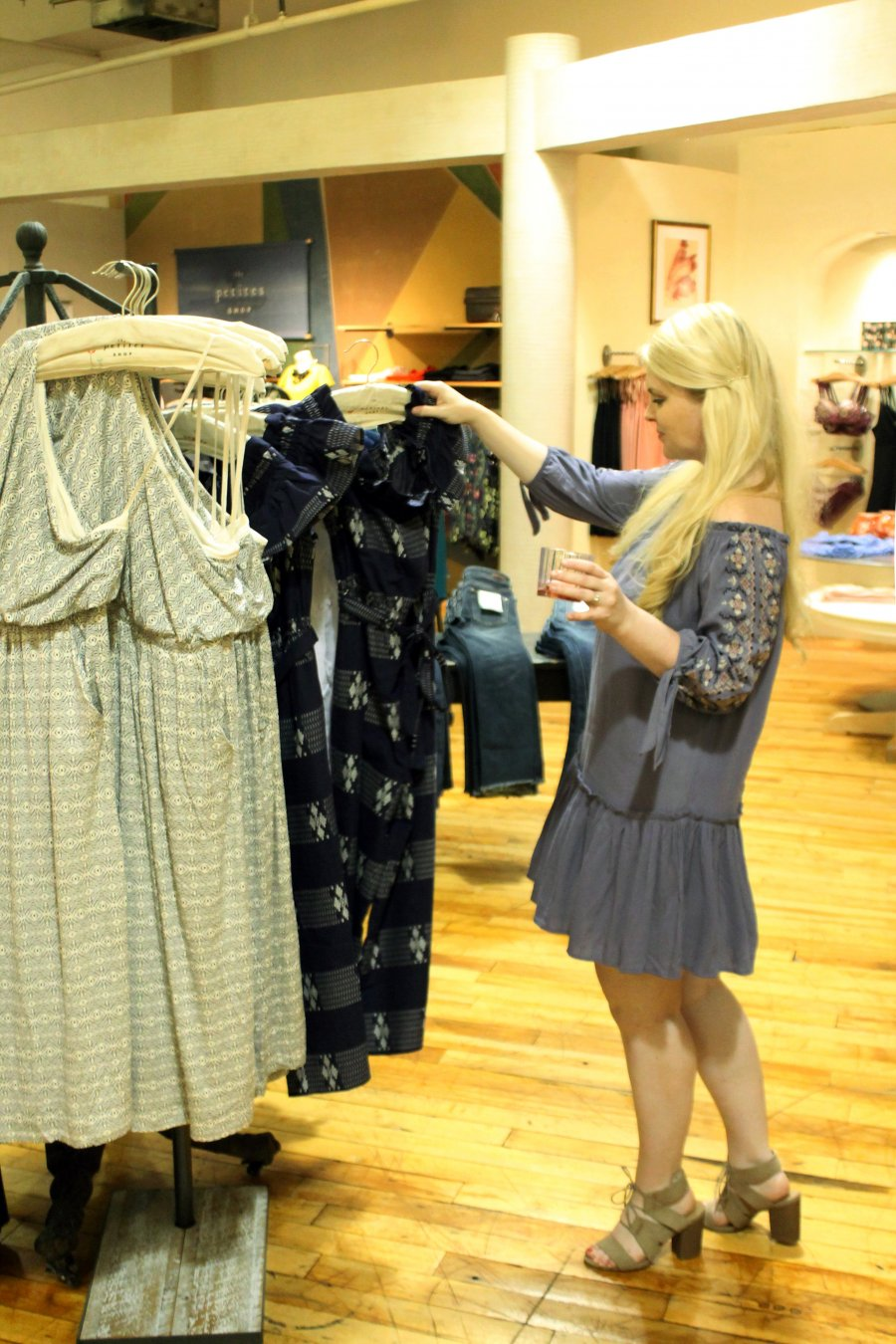anthropologie spring preview