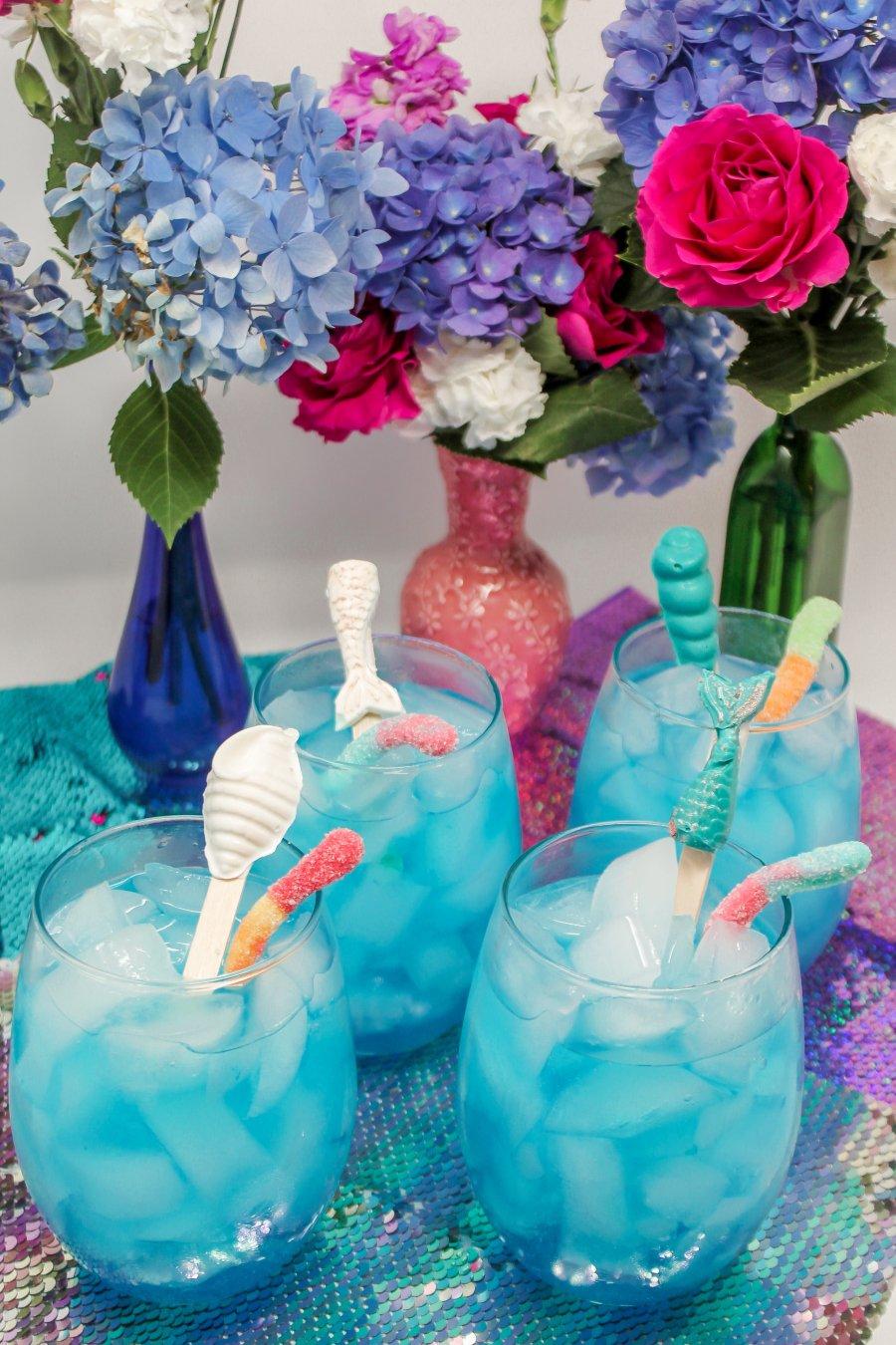 mermaid party details